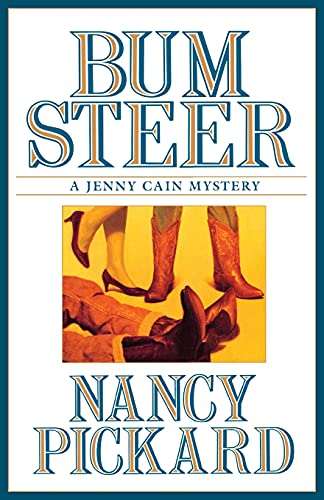9781416583837: Bum Steer (Jenny Cain Mysteries, No. 6)