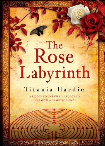 The Rose Labyrinth In a Beautiful Gift Slip.: Titania Hardie