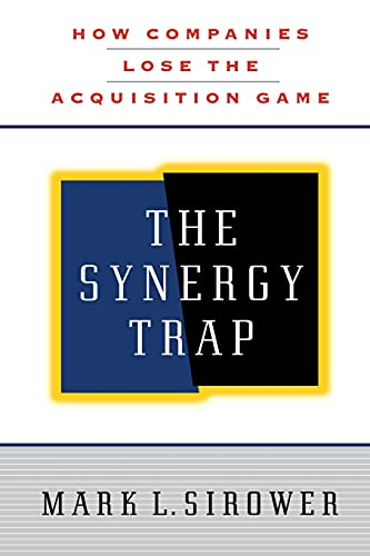 9781416584650: The Synergy Trap