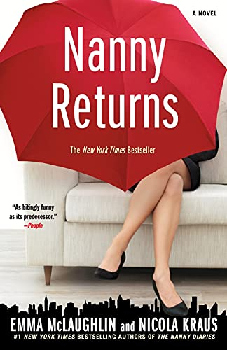9781416585688: Nanny Returns: A Novel