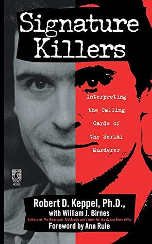9781416585794: Signature Killers (Pocket Books True Crime)