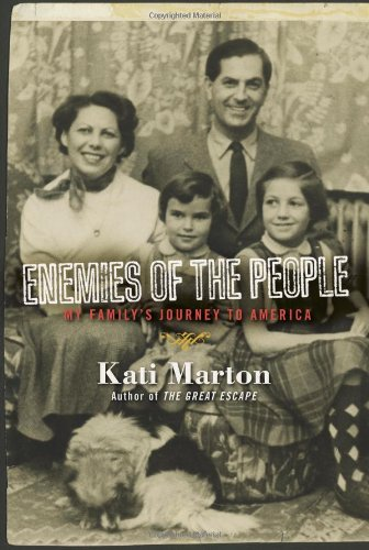 9781416586128: Enemies of the People: My Family's Journey to America