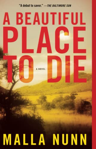 9781416586210: A Beautiful Place to Die: An Emmanuel Cooper Mystery