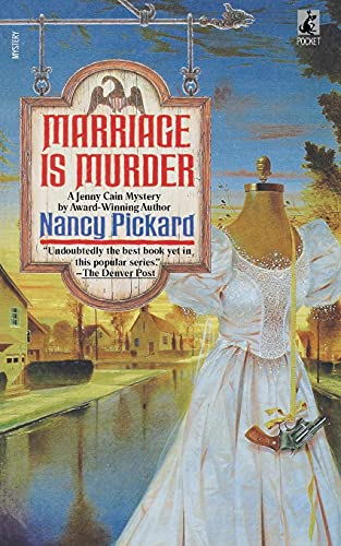 9781416586869: Marriage Is Murder (Jenny Cain Mysteries, No. 4)