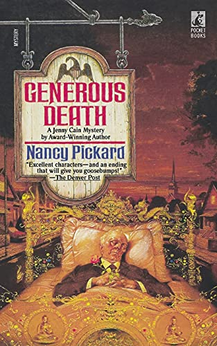 9781416586883: Generous Death (Jenny Cain Mysteries, No. 1)
