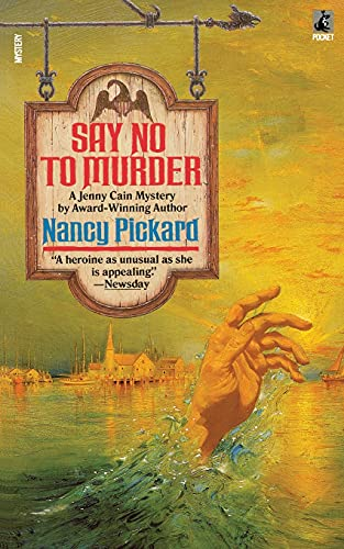 9781416586890: Say No to Murder (Jenny Cain Mysteries, No. 2)