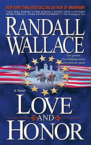 9781416587453: Love and Honor: A Novel