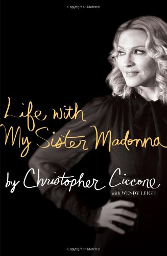 9781416587620: Life with My Sister Madonna