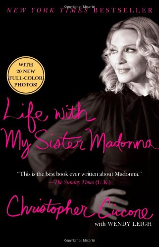 9781416587637: Life with My Sister Madonna