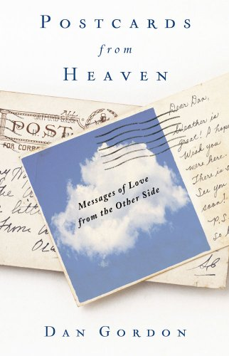 9781416588290: Postcards from Heaven: Messages of Love from the Other Side