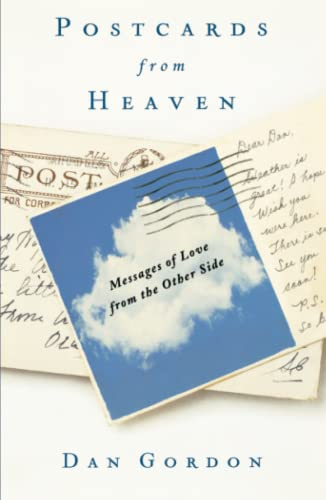 9781416588306: Postcards from Heaven: Messages of Love from the Other Side