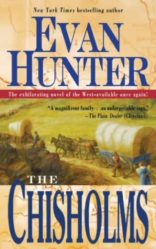 9781416588764: The Chisholms: A Novel of the Journey West