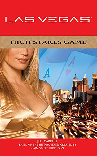 High Stakes Game: Jeff Mariotte
