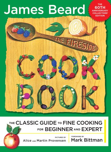 The Fireside Cook Book: A Complete Guide: Beard, James