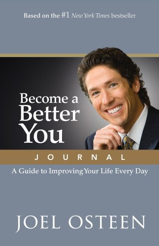 9781416590118: Become a Better You Journal: A Guide to Improving Your Life Every Day