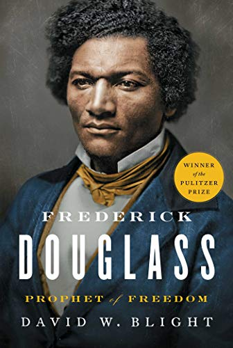 9781416590316: Frederick Douglass: Prophet of Freedom (Roughcut)