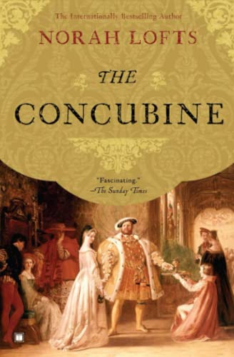 9781416590903: The Concubine: A Novel