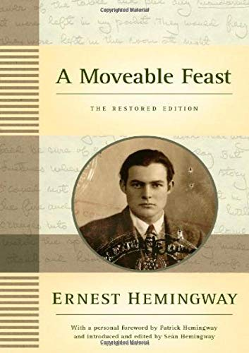9781416591313: A Moveable Feast: The Restored Edition