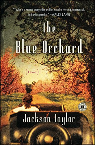 9781416592945: The Blue Orchard: A Novel