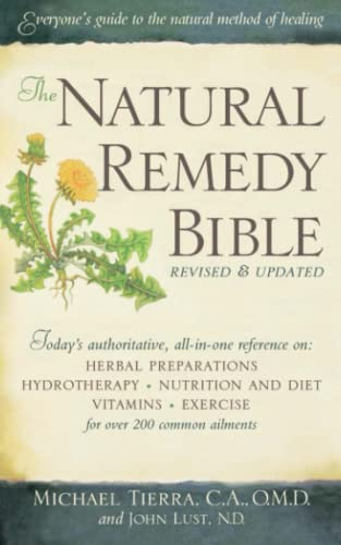 9781416592990: The Natural Remedy Bible