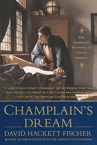 9781416593331: Champlain's Dream