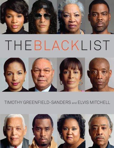 9781416594192: The Black List