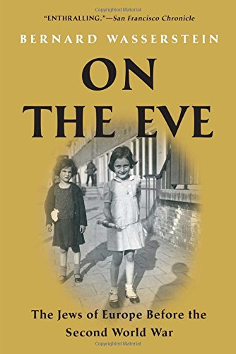 9781416594284: On the Eve: The Jews of Europe Before the Second World War