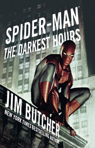 Spider-Man: The Darkest Hours (9781416594765) by Jim Butcher