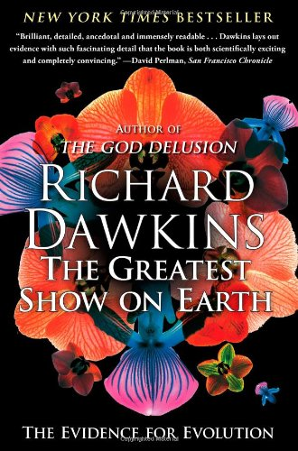 9781416594796: The Greatest Show on Earth: The Evidence for Evolution