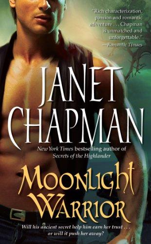 Moonlight Warrior: Chapman, Janet