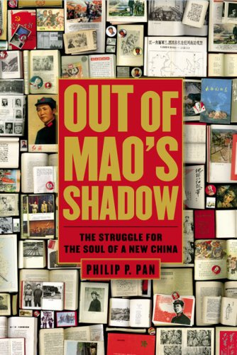 9781416595519: Out of Mao's Shadow - The Struggle for the Soul of a New China