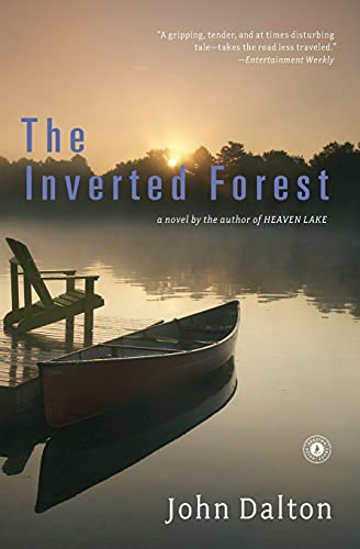 9781416596035: The Inverted Forest: A Novel