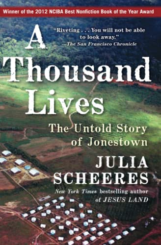 9781416596400: A Thousand Lives: The Untold Story of Jonestown