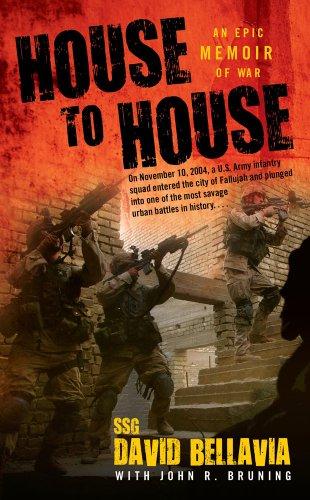 9781416596608: House to House: An Epic Memoir of War