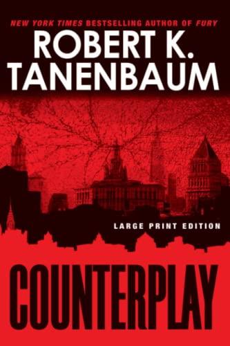 9781416597018: Counterplay (A Butch Karp-Marlene Ciampi Thriller)