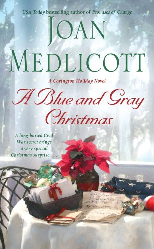 9781416597377: A Blue and Gray Christmas (Ladies of Covington)