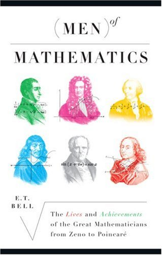 9781416597612: Men of Mathematics by E. T. Bell (2008) Hardcover
