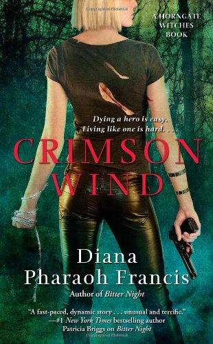 9781416598152: Crimson Wind (Horngate Witches)