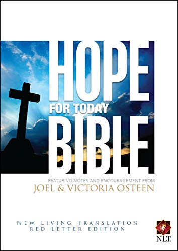 9781416598251: Hope for Today Bible-NLT