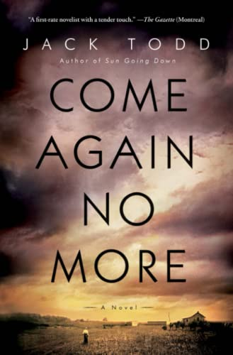9781416598503: Come Again No More: A Novel