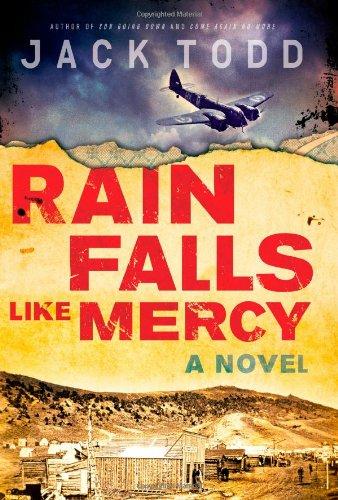 9781416598510: Rain Falls Like Mercy: A Novel