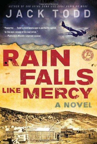 9781416598527: Rain Falls Like Mercy: A Novel