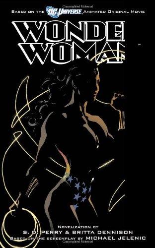 Wonder Woman: Perry, S.D.; Dennison, Britta