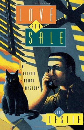 9781416598770: Love for Sale (A Gideon Lowry Mystery)