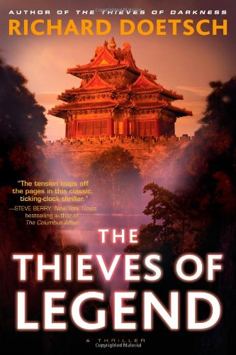 9781416598985: The Thieves of Legend: A Thriller