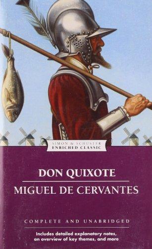 9781416599661: Don Quixote (Enriched Classics)