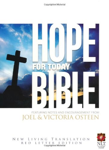 9781416599890: Hope for Today Bible-NLT