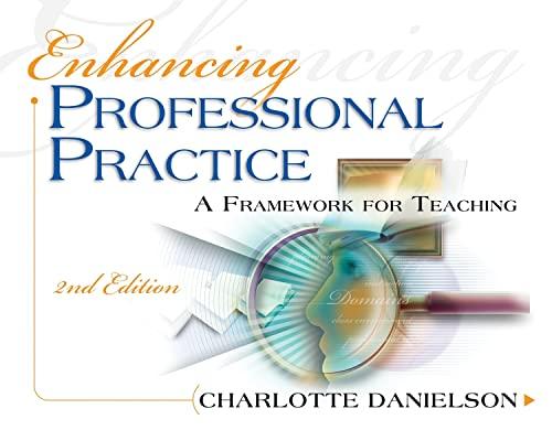 9781416605171: Enhancing Professional Practice: A Framework for Teaching (Professional Development)