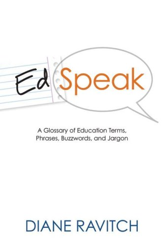 9781416605768: EdSpeak: A Glossary of Education Terms, Phrases, Buzzwords, and Jargon