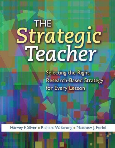 9781416606093: The Strategic Teacher: Selecting the Right Research-Based Strategy for Every Lesson